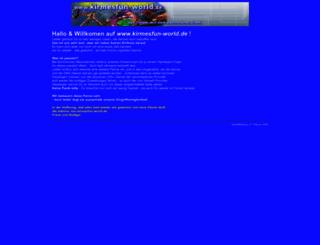 kirmesfun-world.de screenshot