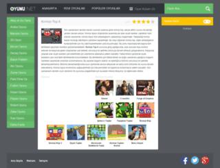 kirmizitop6.oyunu.net screenshot