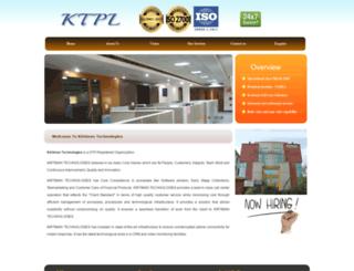 kirtimantechnologies.in screenshot