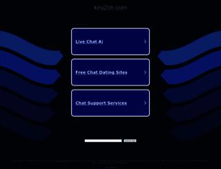 kiru2ch.com screenshot