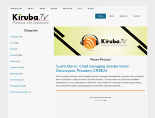 kiruba.tv screenshot