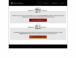 kisa.ca screenshot