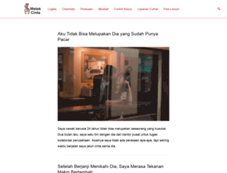 kisahcintasejati.com screenshot