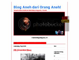 kisahhiduporanganeh.blogspot.com screenshot