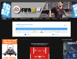 kisake-fifa.blogspot.fr screenshot