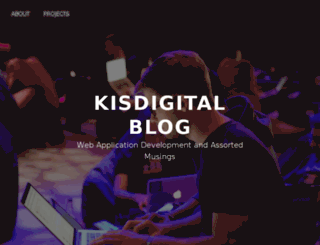 kisdigital.wordpress.com screenshot
