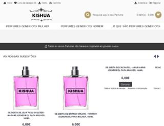 kishua.com screenshot