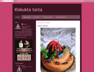 kiskukta.blogspot.com screenshot