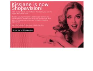 kissjane.com screenshot