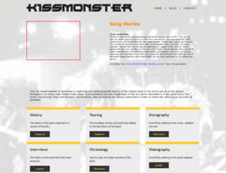 kissmonster.com screenshot