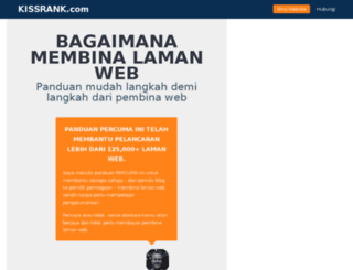kissrank.com screenshot