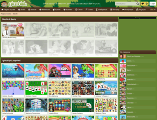 kisss.giochixl.it screenshot