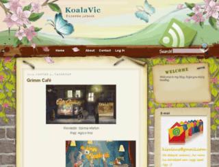 kisvic.blogspot.com screenshot