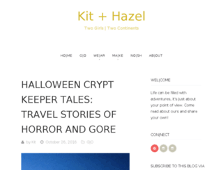 kitandhazel.com screenshot