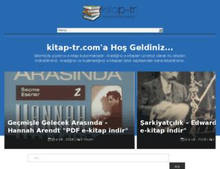 kitap-tr.blogspot.com screenshot