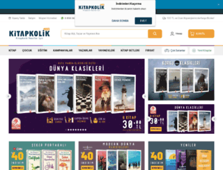 kitapkolik.com screenshot