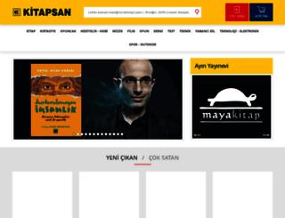 kitapsan.com.tr screenshot