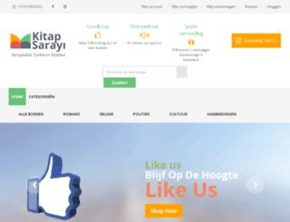 kitapsarayi.nl screenshot