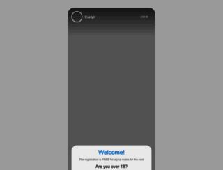 kitaveg.com screenshot