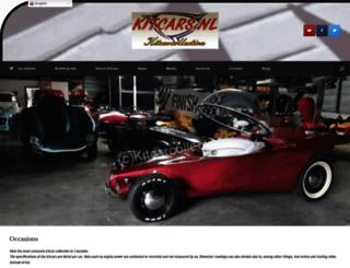 kitcarcollection.com screenshot