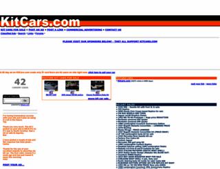 kitcars.com screenshot