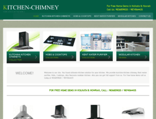 kitchen-chimney.com screenshot