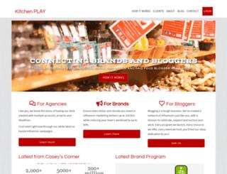 kitchen-play.com screenshot