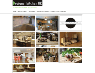 kitchen-solution.dx.am screenshot