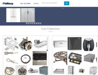 kitchen.fidibuy.com screenshot