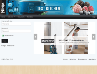 kitchen.my-take.com screenshot