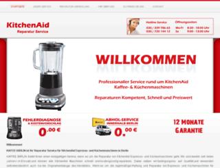 kitchenaid-reparatur-hannover.de screenshot
