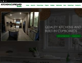 kitchenandcupboard.co.za screenshot