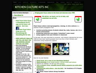kitchenculturekit.com screenshot