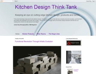 kitchendesigntank.blogspot.com screenshot