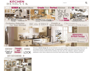 kitchendesignuk.uk screenshot