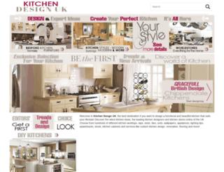 kitchendesignuk.uk screenshot
