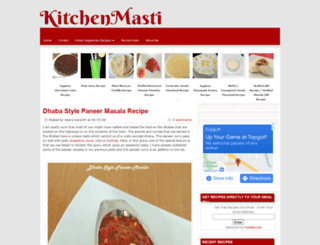 kitchenmasti.blogspot.com screenshot