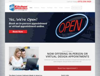 kitchensandbaths.com screenshot