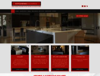 kitchenssquared.com.au screenshot