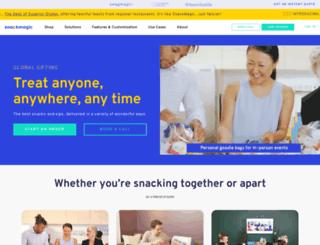 kitchenstadium.com screenshot