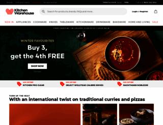 kitchenwaredirect.com.au screenshot