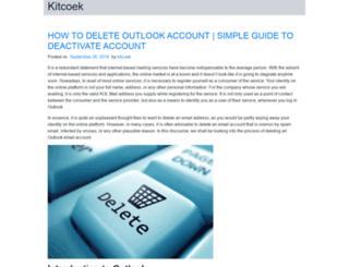 kitcoek.org screenshot