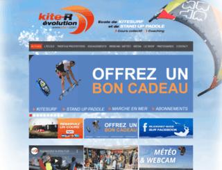kite-r.com screenshot