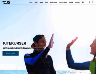 kite.se screenshot