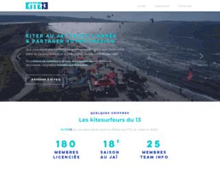 kite13.com screenshot