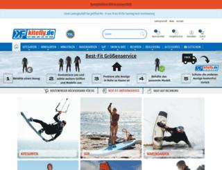kitefly.de screenshot