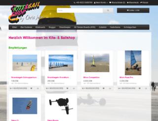 kiteshop-ruhrgebiet.de screenshot