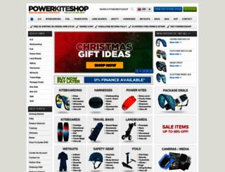 kiteshop.com screenshot