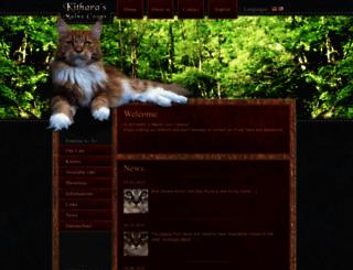 kitharas.de screenshot