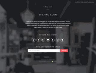 kiting.com screenshot